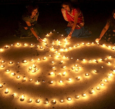 diwali festival of lights Diwali, the festival of lights, sees millions attend firework displays, prayers and  celebratory events across the world every autumn celebrated.