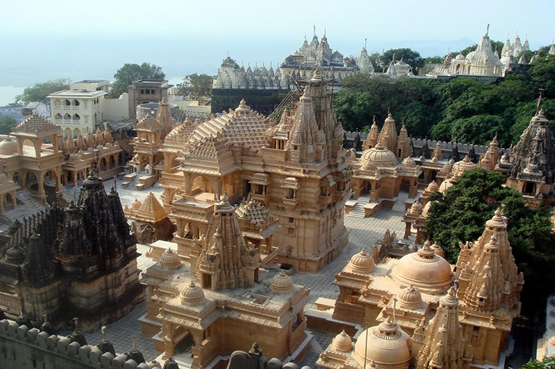Day Tour to Palitana Jain Temples