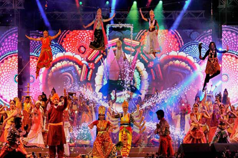 Navratri : Festival of Dance & Revelry
